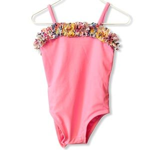 Baby GAP | Pink One Piece Swimsuit (18-24 mos)